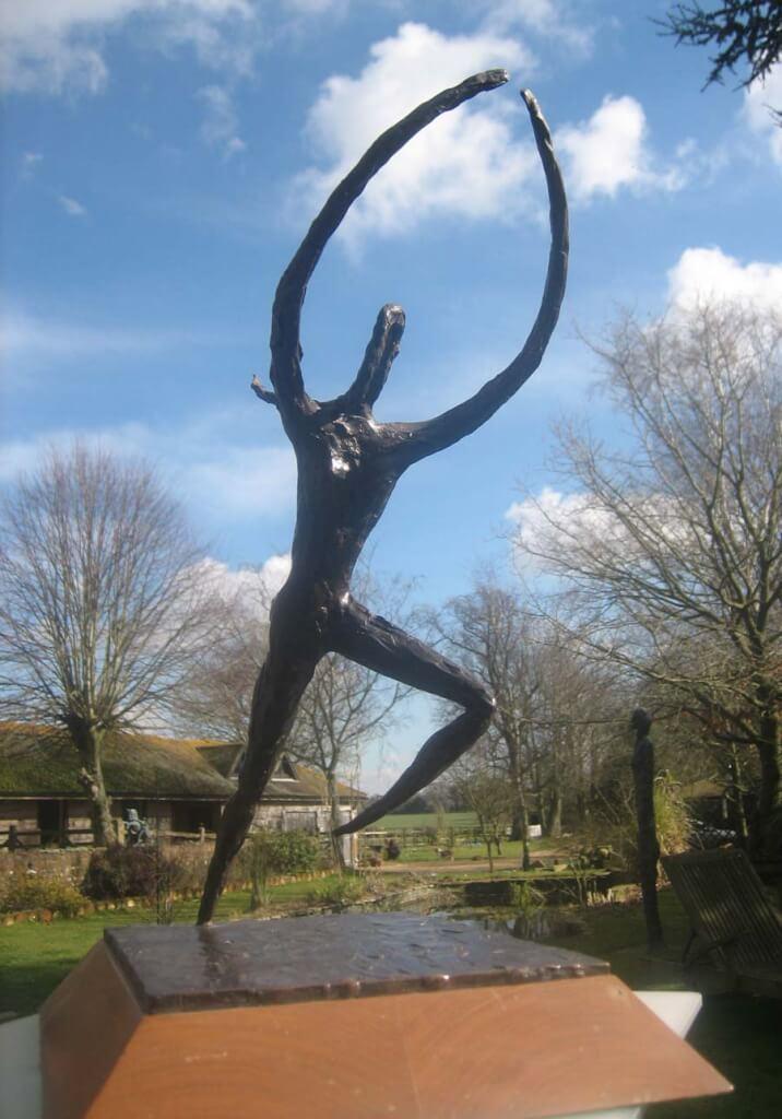 Bronze Sculpture - Victor Ludorum