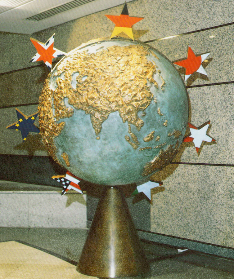 Globe at LIFFE