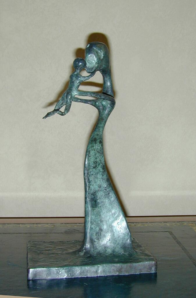 Bronze Sculpture - Tom