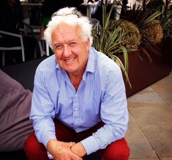 Neil Lawson Baker at Somerset House - September 2014 - portrait