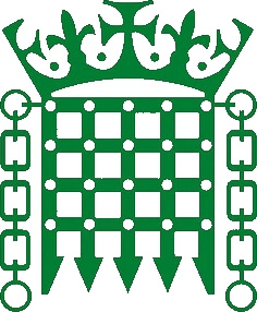 Logo of UK Houses of Parliament