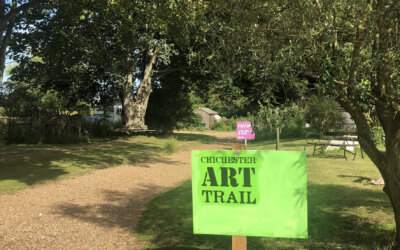 Chichester Art Trail – Day 2